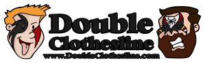 Double Clothesline Logo