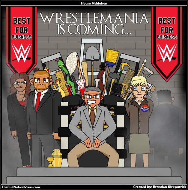 WM McMahon 2014