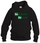 Bad News Barrett - Breaking Bad Logo (Hoodie)
