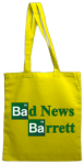 Bad News Barrett - Breaking Bad Logo (Tote Bag)