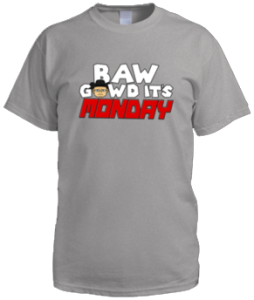 BAW GAWD Its Monday (Male Shirt)