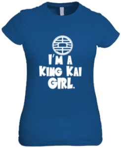 King Kai (Female Shirt)