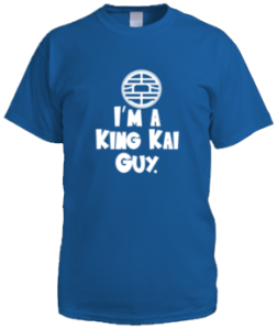 King Kai (Male Shirt)