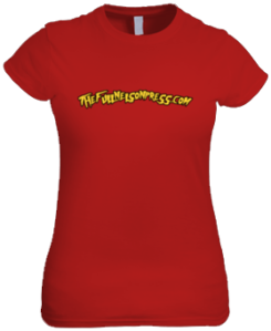 TFNP - HulkaMania Logo (Female Shirt)