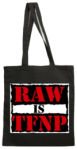 TFNP - RAW Is WAR Logo (Tote Bag)