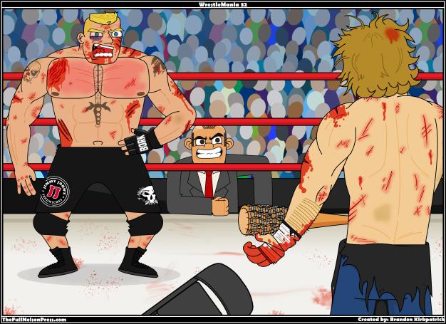 WrestleMania32